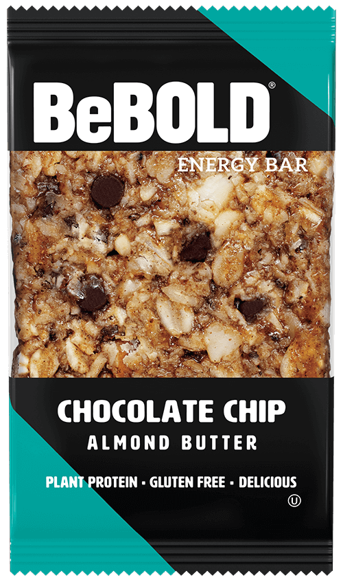 BeBOLD Chocolate Chip Almond Butter