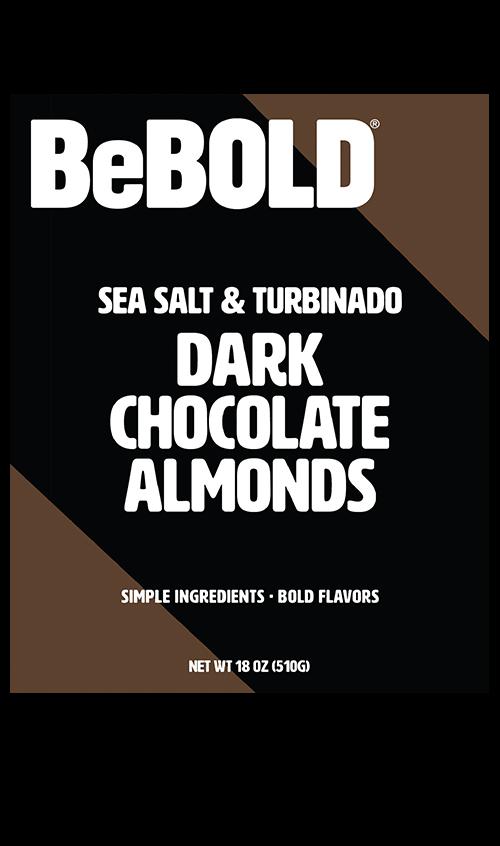 BeBOLD Almonds 500